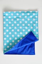 Aqua Dot Changing Pad